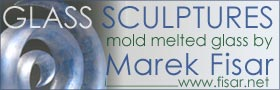 glass sculptures / glass sculptor